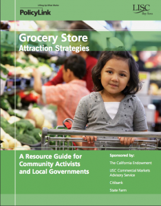 Grocery Store Attracton Strategies
